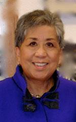 President Claudia Jeung