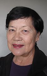 Treasurer Nancy Jee