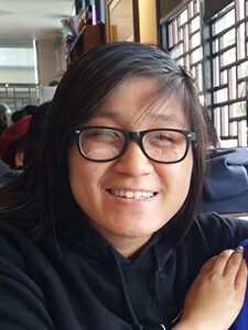 Photo of Marina Zhou